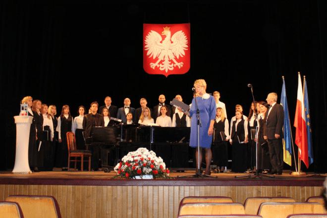 Як у Луцьку відзначили річницю незалежності Польщі
