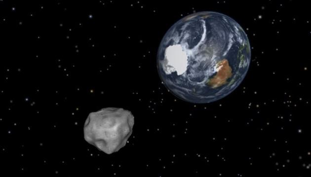 Неподалік від Землі пролетів маленький астероїд