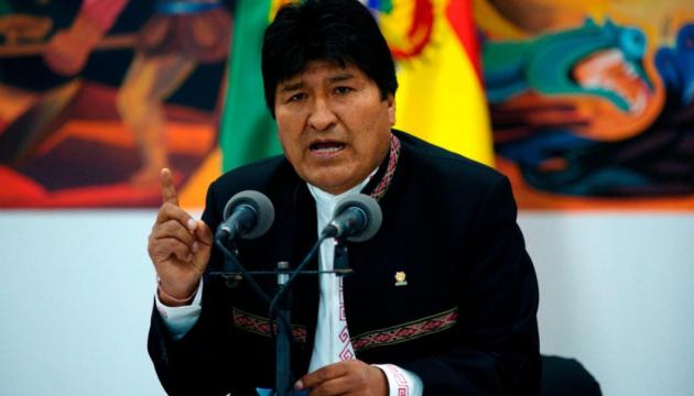 Екс-президент Болівії втік до Мексики