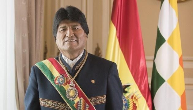 Криза в Болівії: президент Моралес подав у відставку