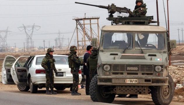В Іраку внаслідок вибуху поранені військові