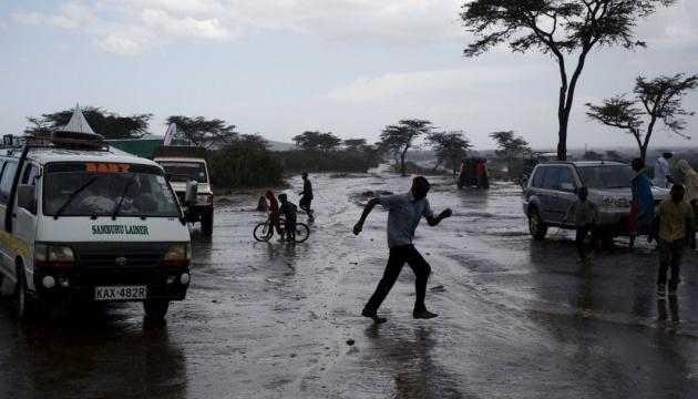 Внаслідок зсувів у Кенії загинули щонайменше 36 осіб