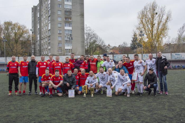 У Луцьку відбувся фінал чемпіонату міста з футболу