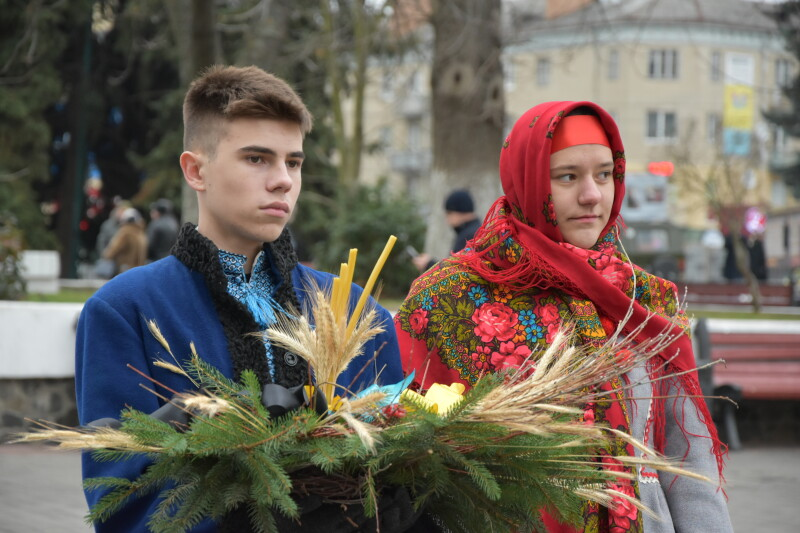 У Луцьку вшанували жертв Голодоморів. ФОТО
