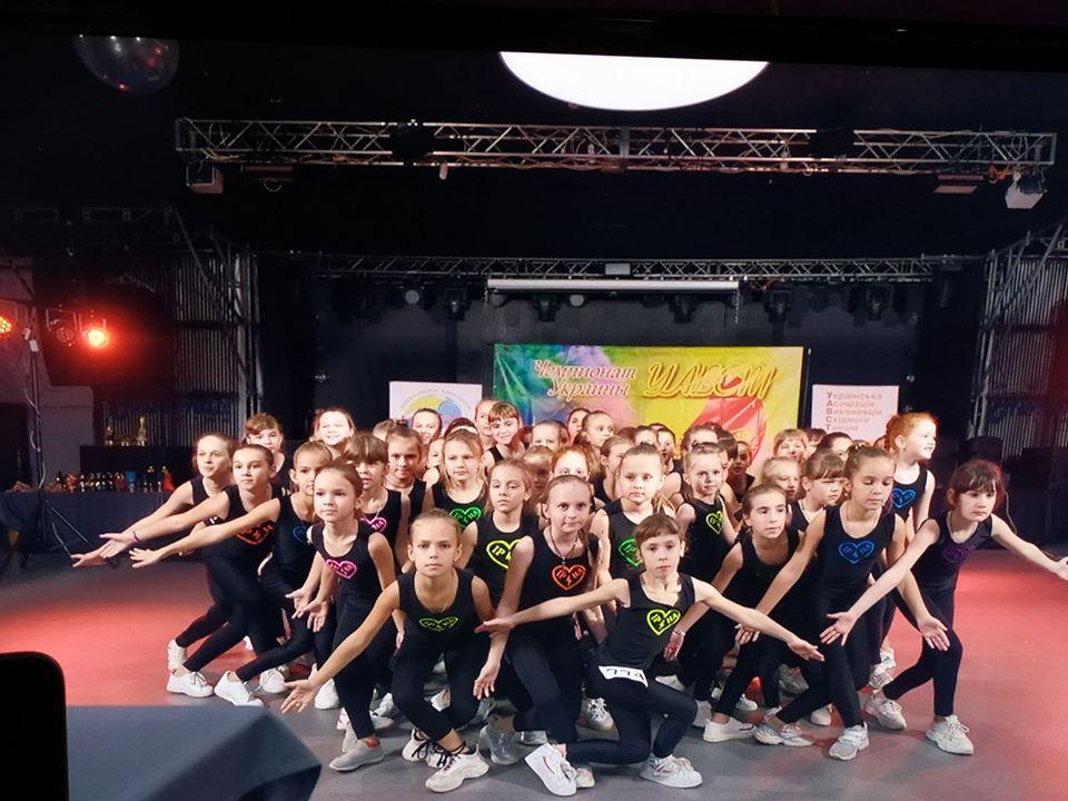 Волиняни стали чемпіонами зі східних танців