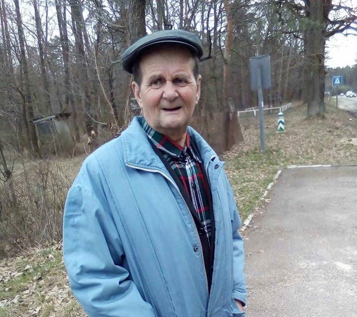 На Волині продовжують шукати дідуся, який пішов по гриби і зник