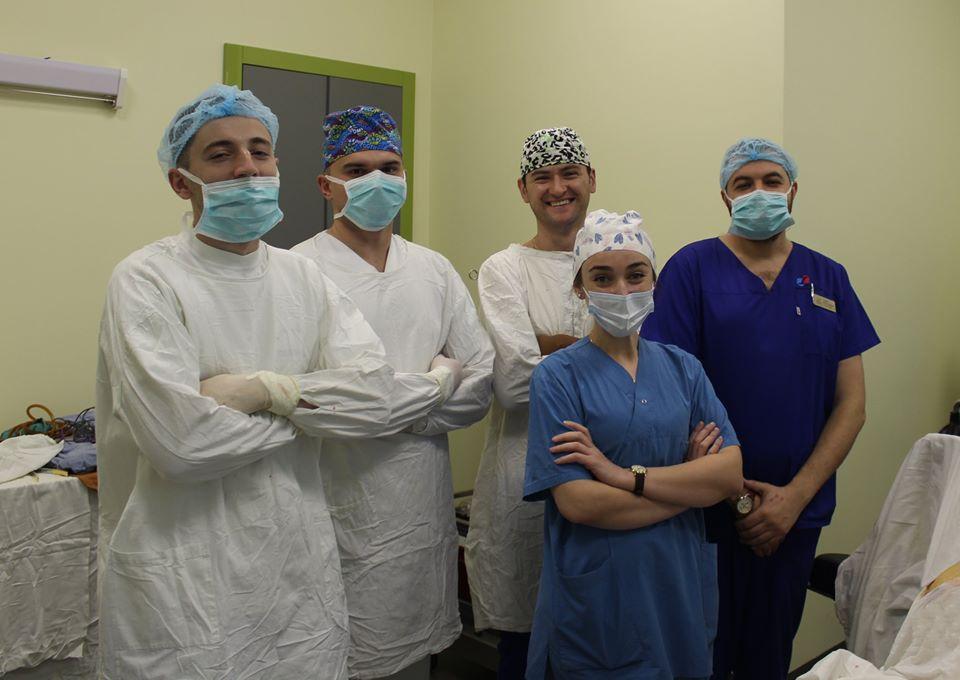 Волинські медики врятували жінці єдину нирку, уражену раком
