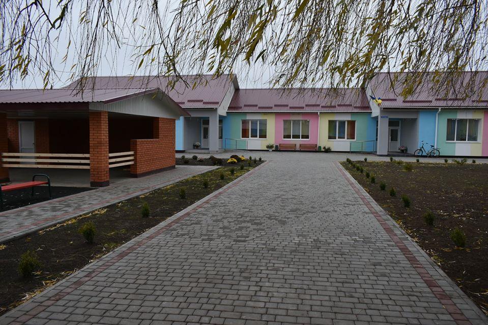 На Волині відкрили реконструйовану школу та дитячий садок