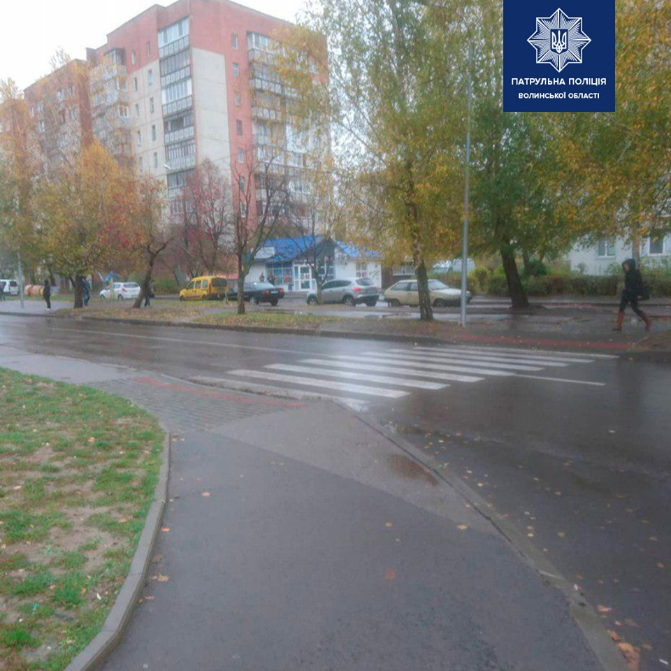Патрульні оштрафували посадовця Луцькради
