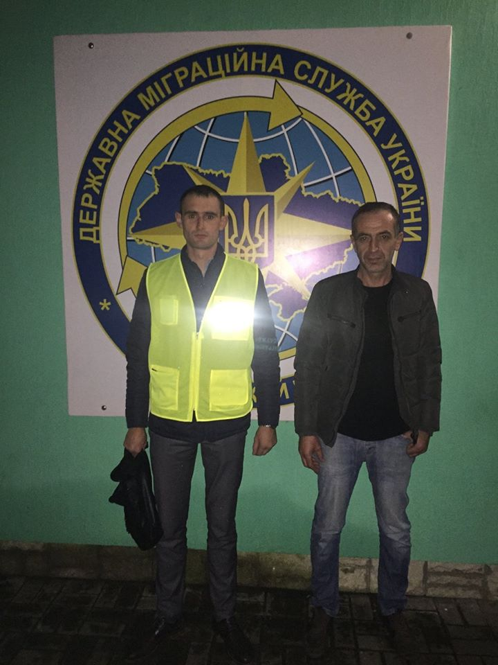 На Волині спіймали громадянина Грузії, який незаконно проживав у Нововолинську