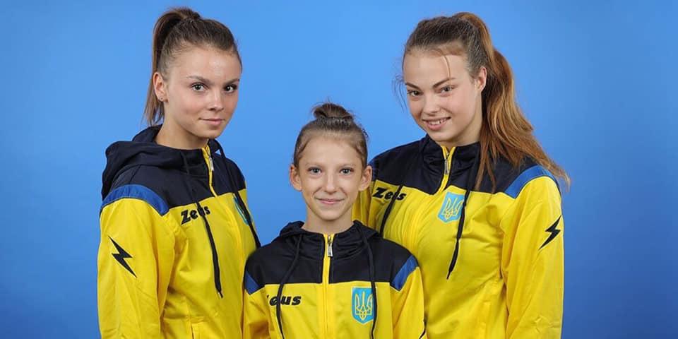 Волиняни вибороли призи на чемпіонаті Європи зі спортивної акробатики