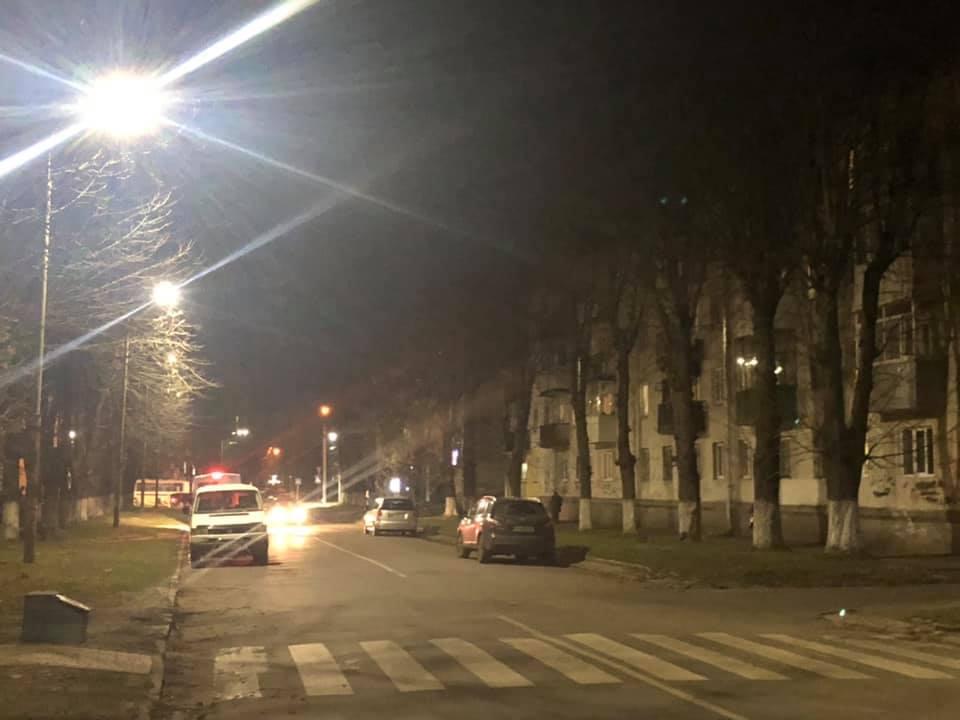 У Луцьку на вулиці встановили енергоощадне LED-освітлення. ФОТО