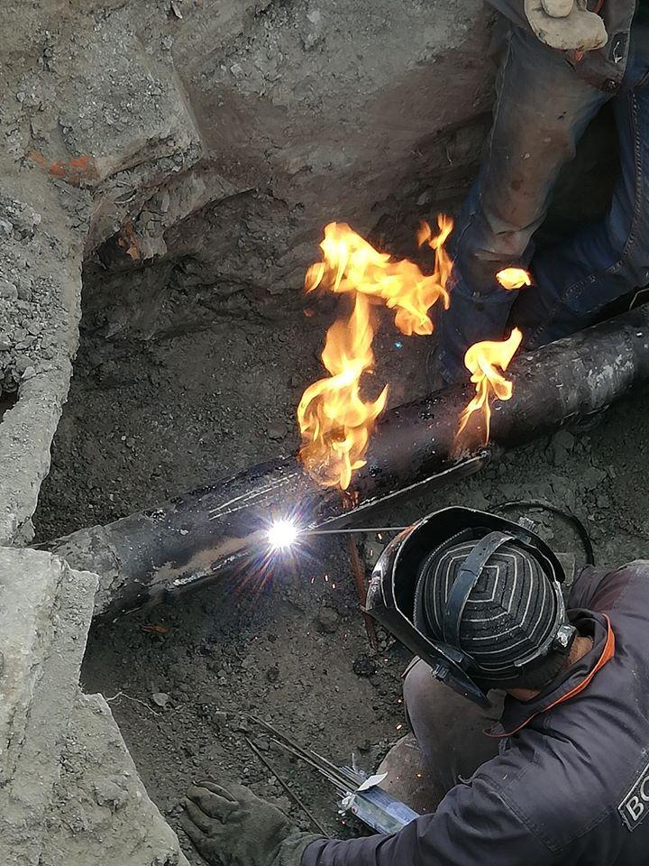 У Луцьку на двох вулицях виявили витік газу