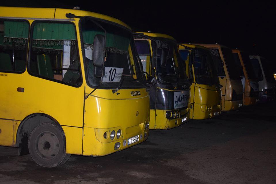 Обладнали валідаторами перші маршрутки луцького перевізника