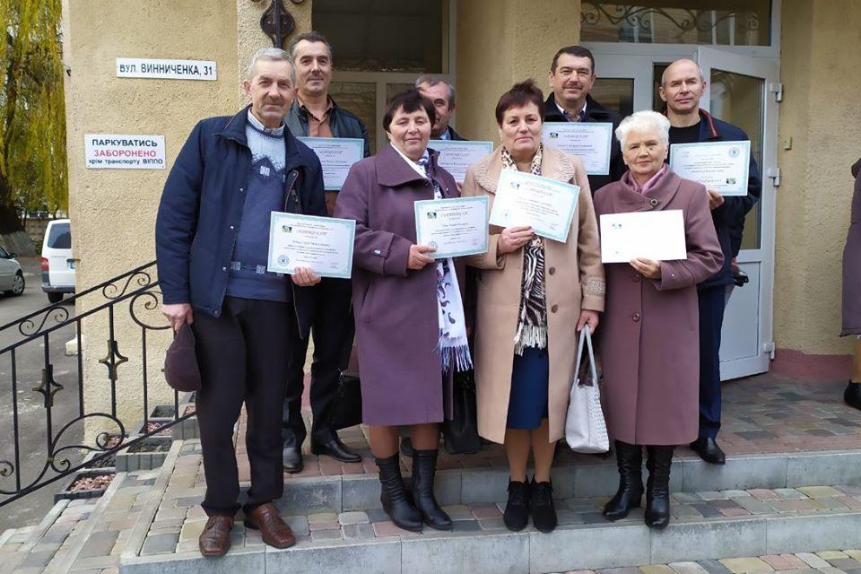 Волинських директорів навчали, яким має бути управлінець «Нової української школи»