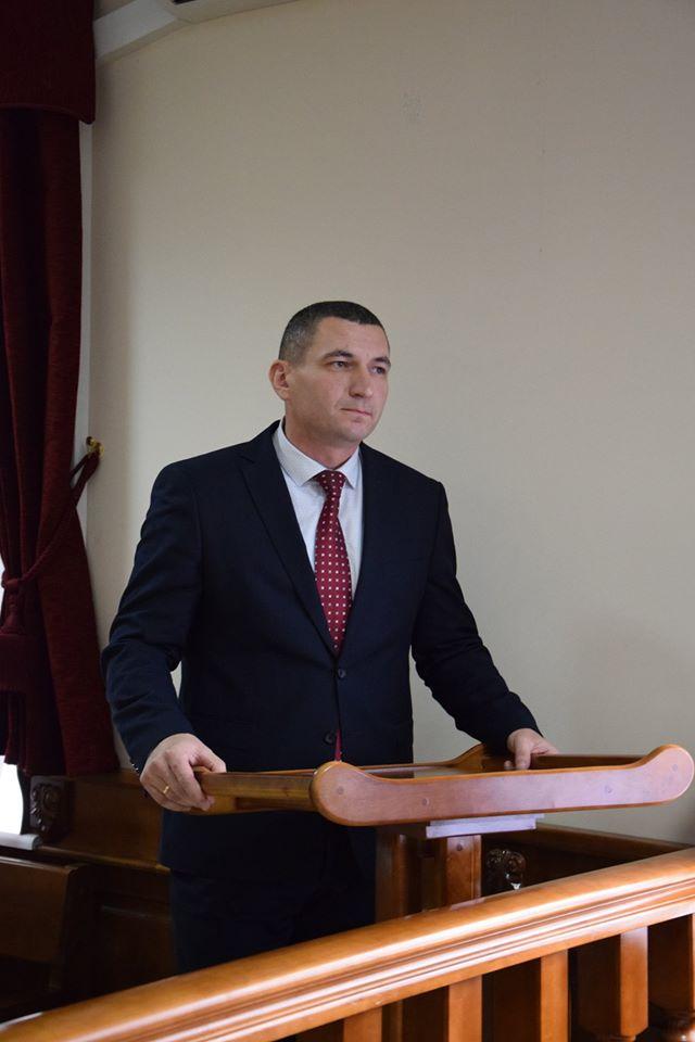 Обрали очільника Волинського апеляційного суду