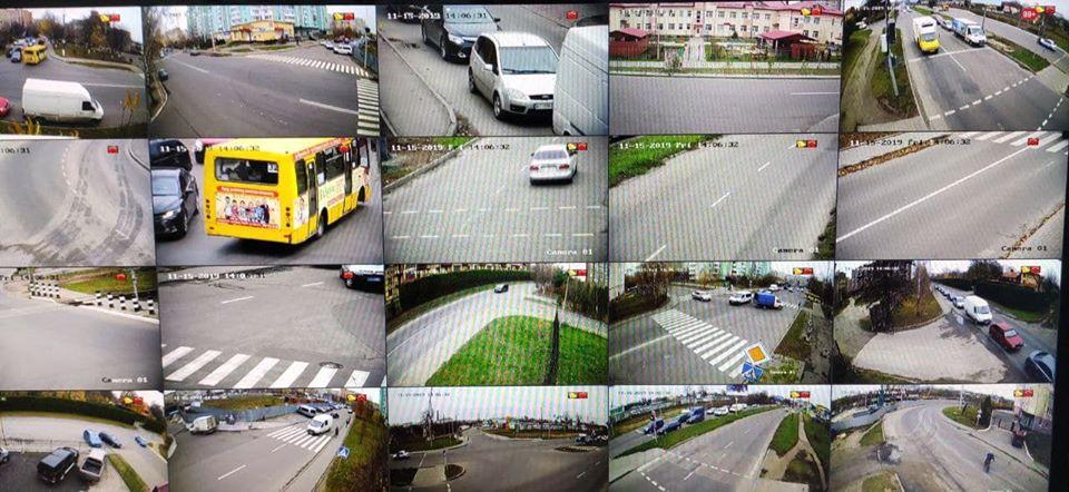 Муніципали завершують встановлення відеокамер у Луцьку