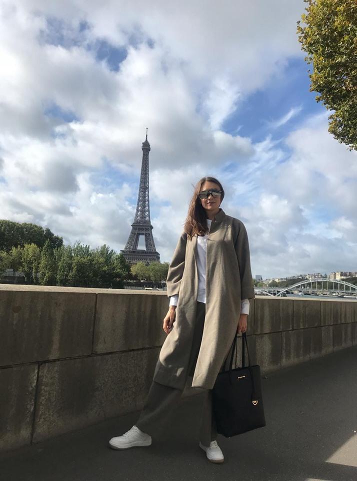 Марина Занюк – про тижні моди в Парижі, роботу моделей за кордоном та правильне харчування