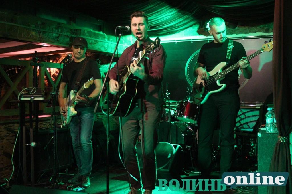 Луцьк першим почув: «Amor Fati» з Києва презентував свій дебютний альбом