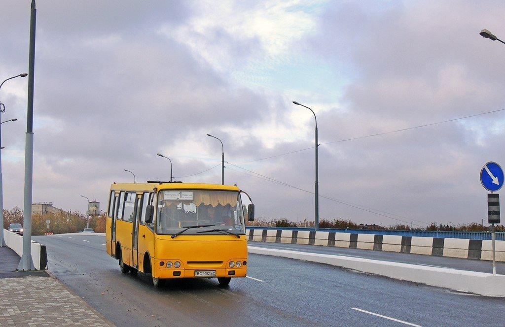 З 11 листопада у Луцьку припинять понад десять автобусних перевезень