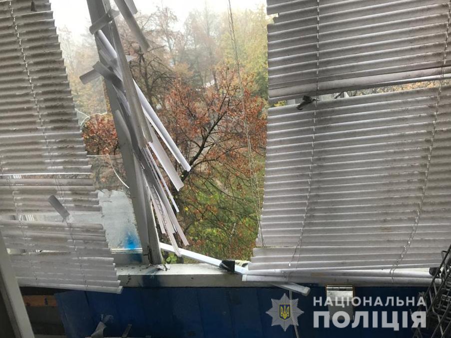 У Луцьку стався вибух у квартирі — постраждав господар