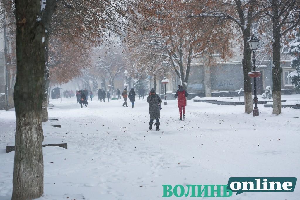 Луцькрада планує витратити п'ять мільйонів гривень на прибирання снігу у 2020 році