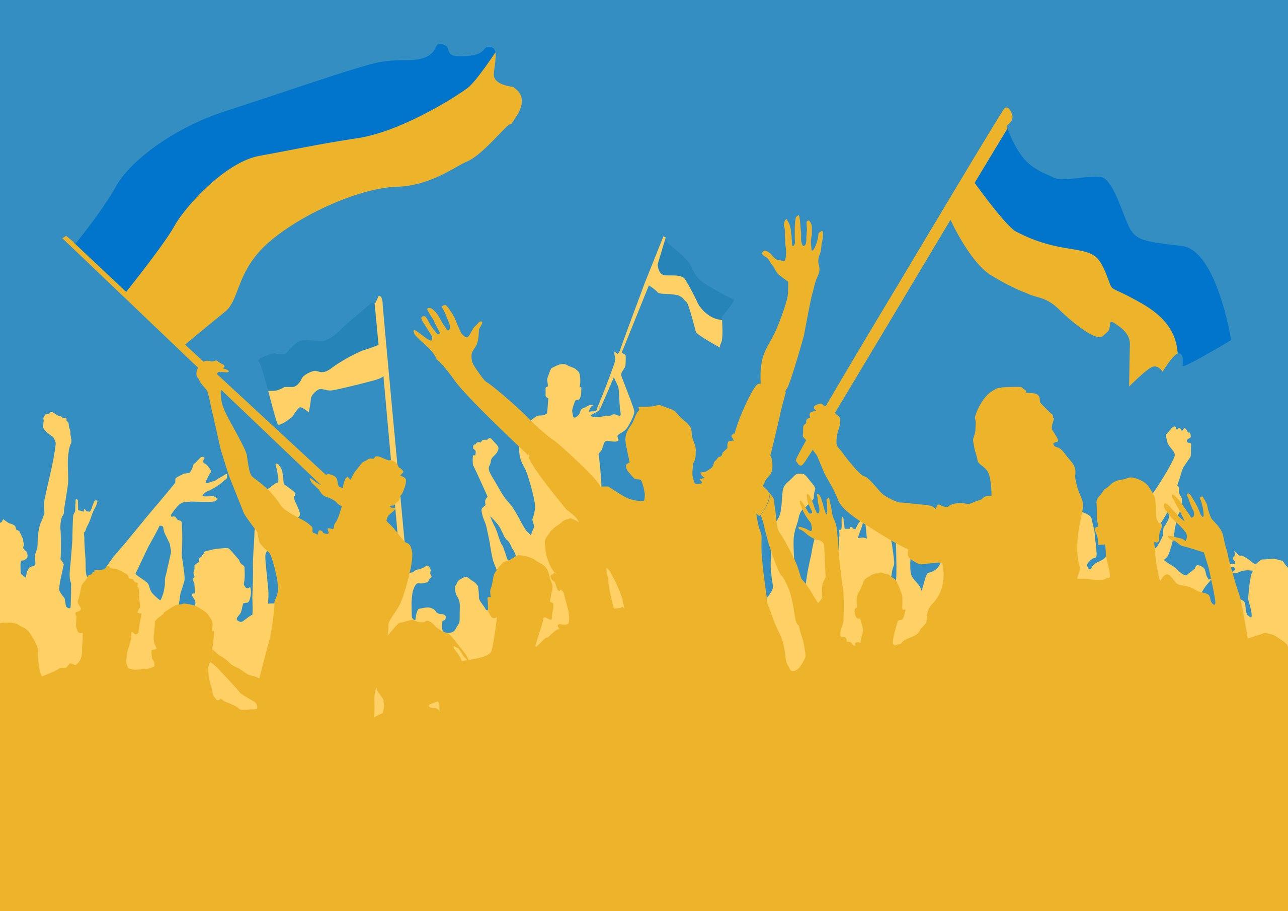 Оприлюднили анонс заходів до Дня Гідності та Свободи