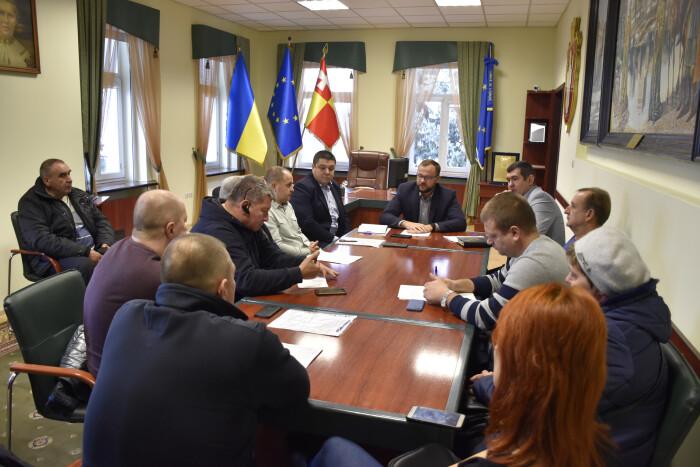 У Луцькраді обговорили можливість перенесення Центрального ринку на територію торгового комплексу «Новий ринок»