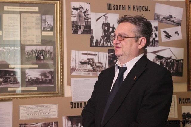 Повідомили, коли відбудеться прощання з директором волинського музею військової техніки