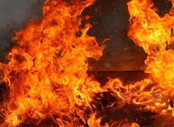 У Луцьку від вогню врятували два автомобілі