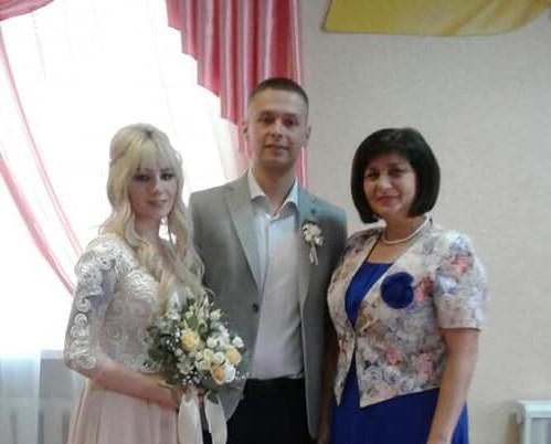 У Волинському місті одружилась ювілейна сота пара