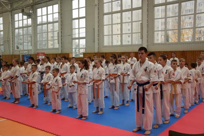 У Луцьку відбувся відкритий турнір з кіокушинкай карате