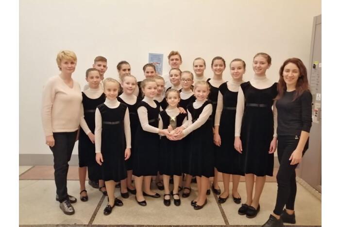 Вихованці луцької музичної школи здобули у Празі Гран-прі