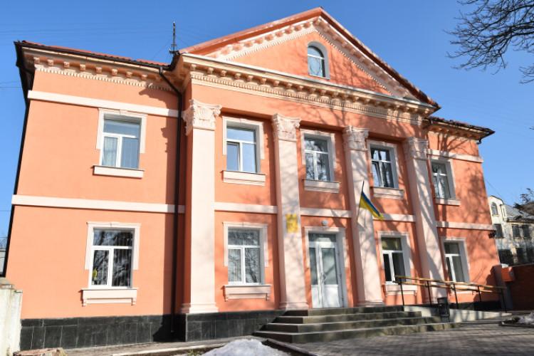 На ремонт Будинку вчителя у Луцьку витратять майже 200 тисяч