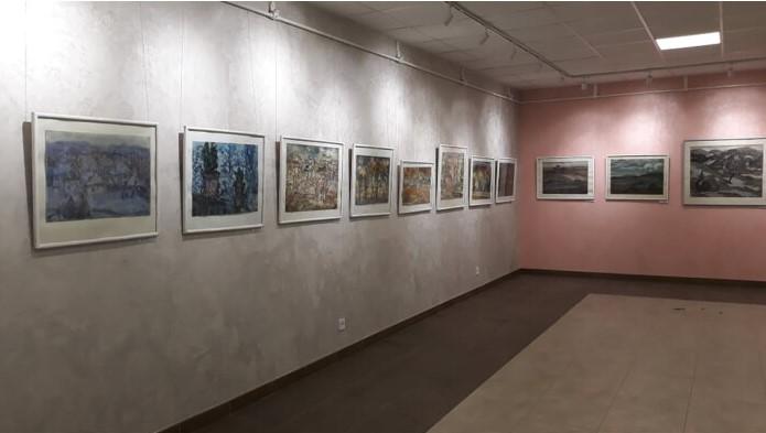У Луцьку відкрилась виставка картин відомого художника