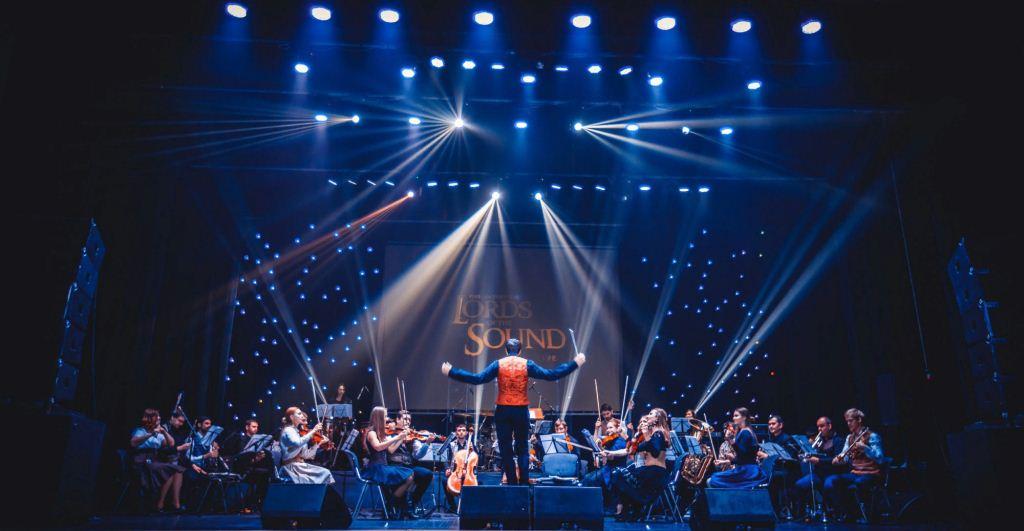 «Lords of the Sound» з концертом «Grand Christmas» відвідає Львів та Рівне*