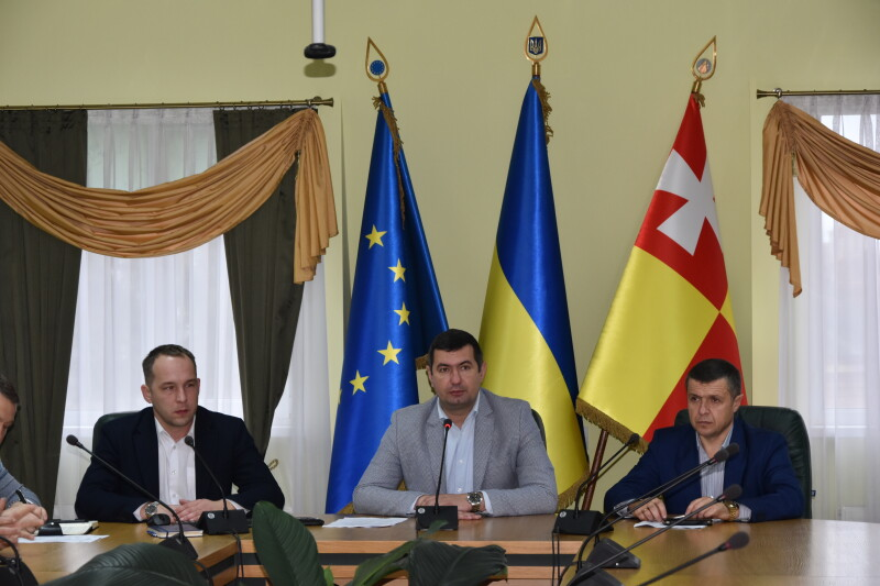 До Луцька завітали депутати міських рад із Запоріжжя та Бердянська