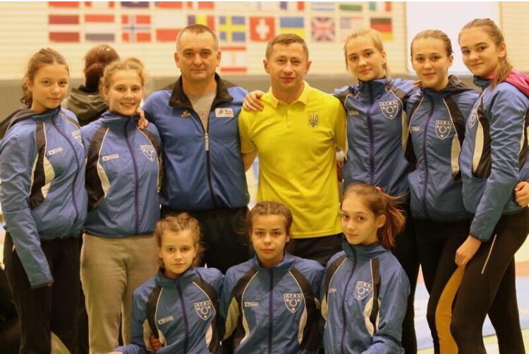 Волинянки успішно виступили на міжнародному турнірі з вільної боротьби у Берліні
