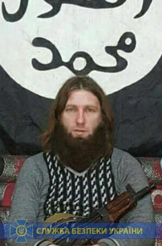 В Україні затримали одного з ватажків «ІДІЛ»