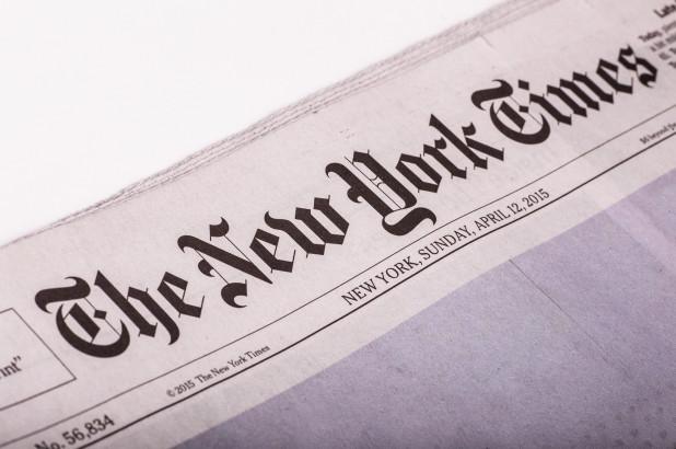 Видання «The New York Times» перейшло на написання «Kyiv»