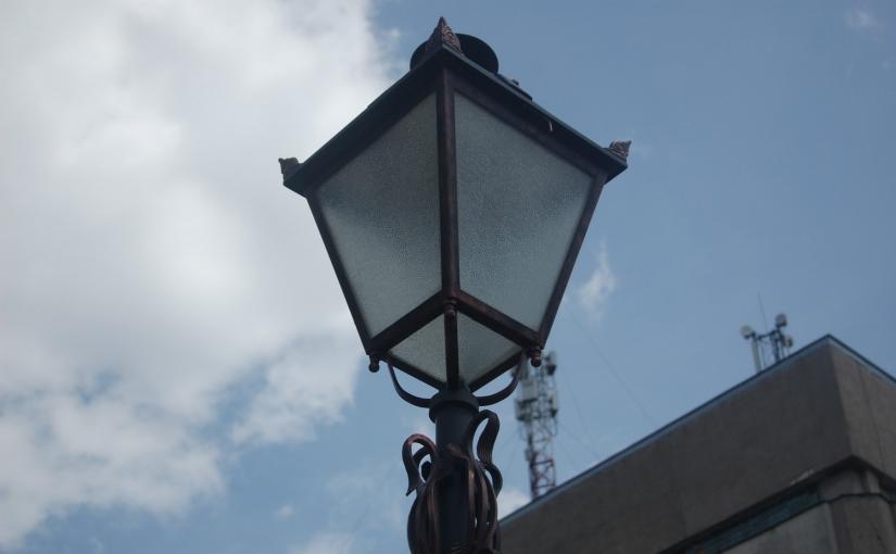 Лучани просять покращити освітлення міста