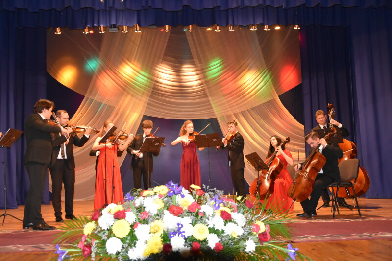 У Луцьку працівників культури та майстрів народного мистецтва привітали з професійним святом