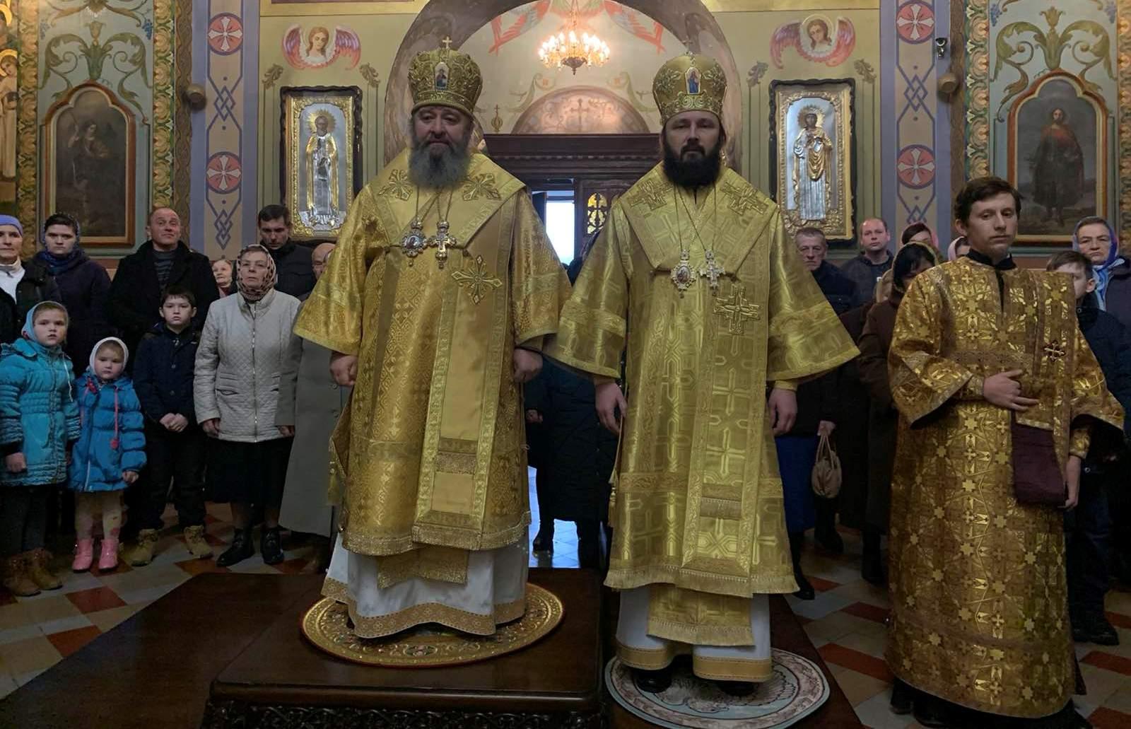 Волинь відвідав єпископ Польської православної церкви