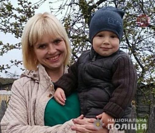 На Волині знайшли зниклу матір з 2-річною дитиною