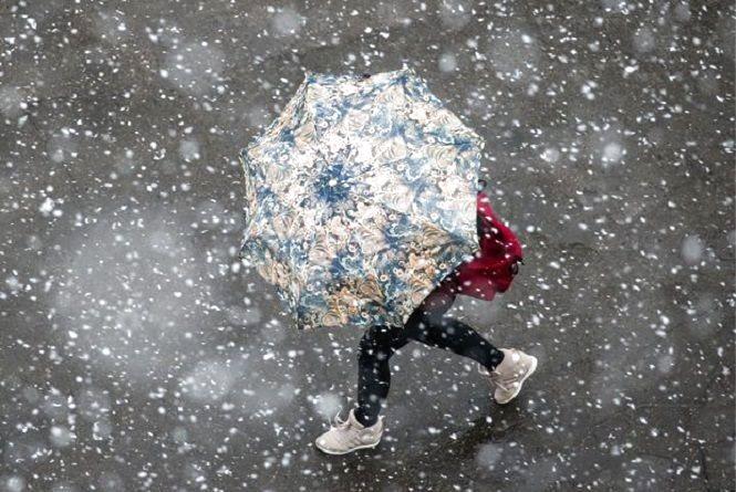 Погода у Луцьку завтра, 2 грудня