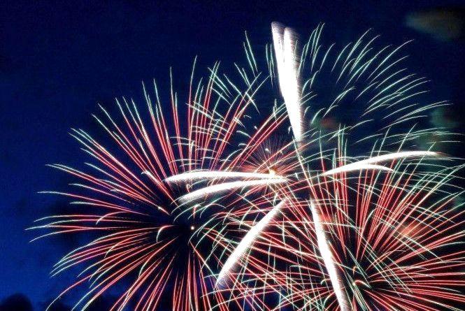 На Волині заборонили салюти та феєрверки на новорічні свята