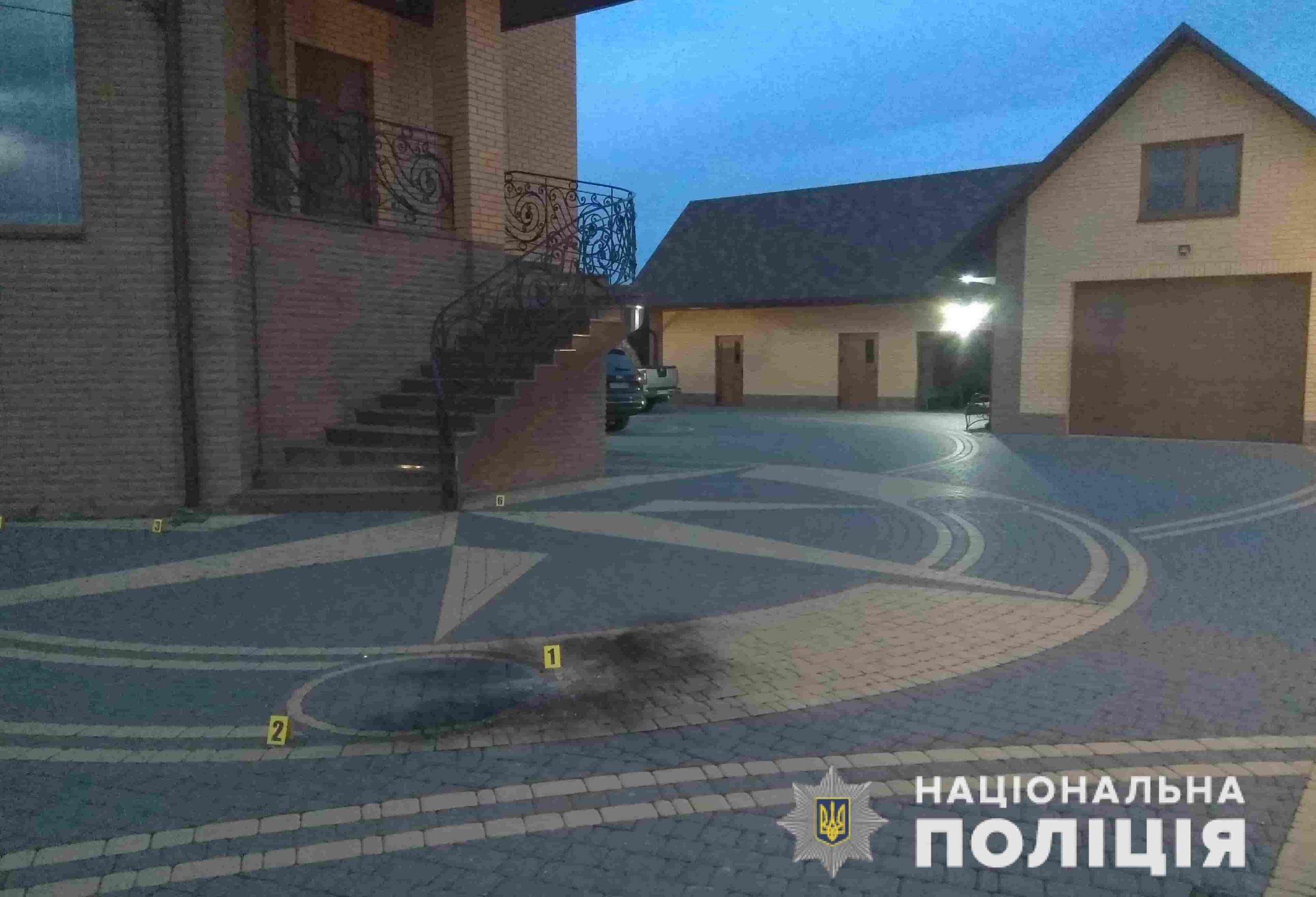 Волинянину, який кинув вибухівку на подвір'я депутата, загрожує 12 років ув'язнення