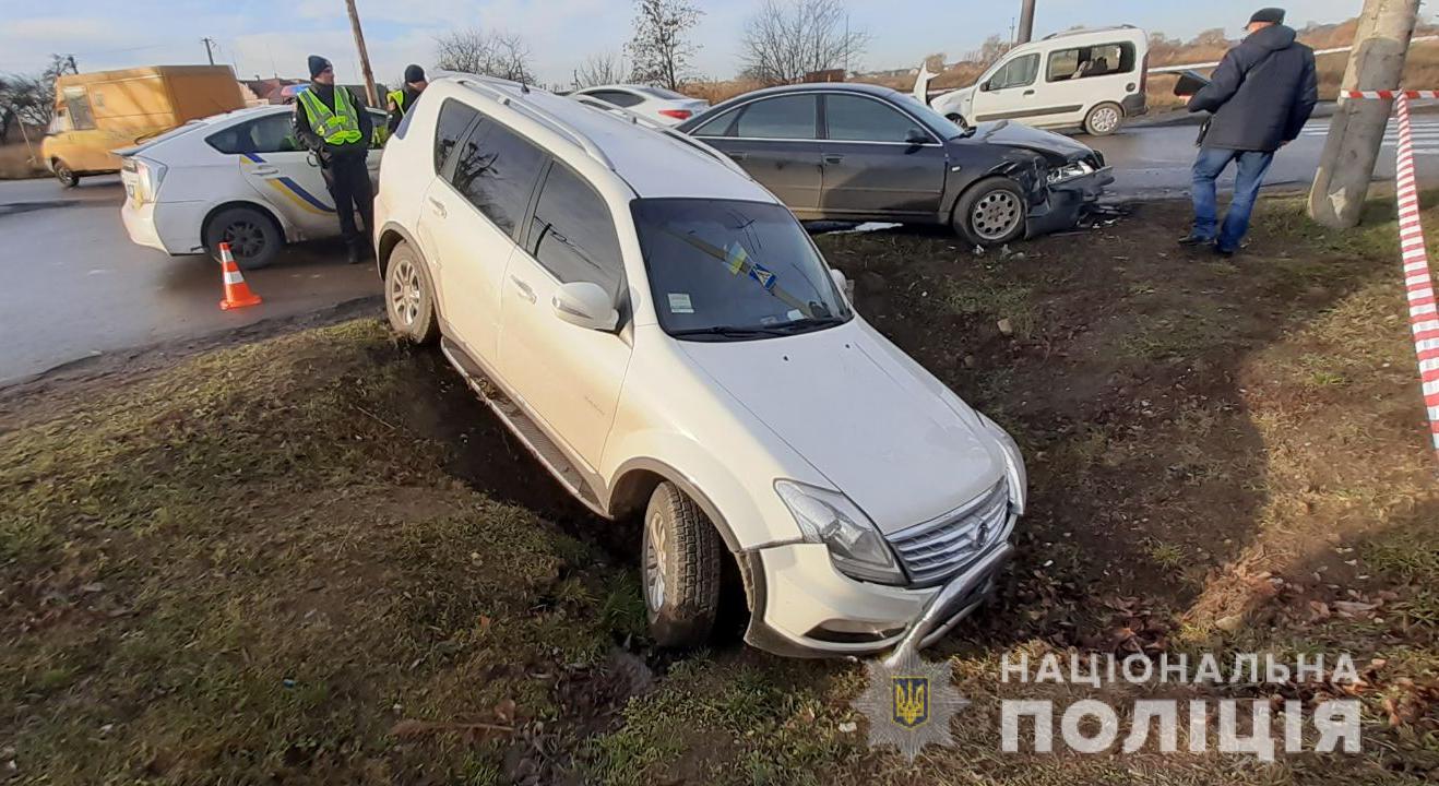 У Луцьку в ДТП постраждало шестеро людей