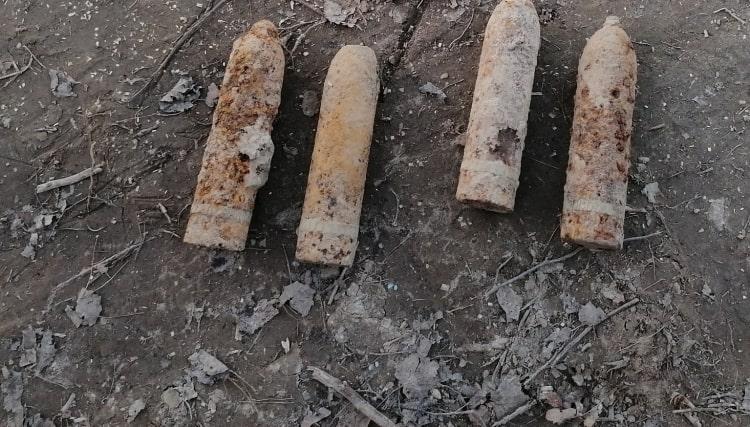 На Волині знищили 6 боєприпасів часів Другої світової війни