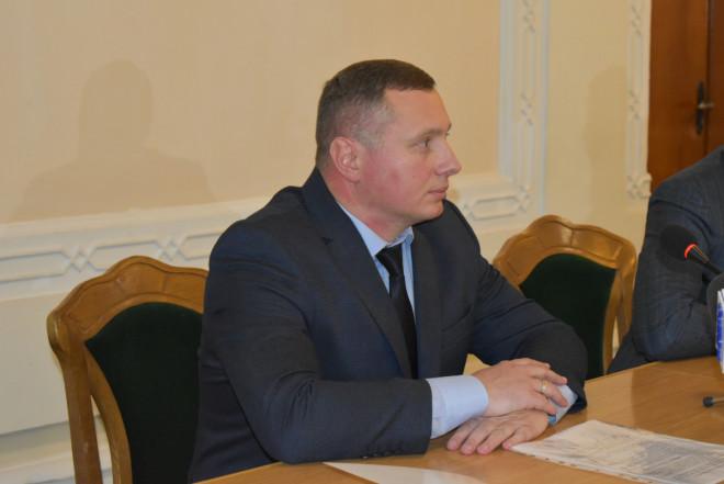 Новоспечений голова Волинської ОДА здійснив першу поїздку в один із районів області